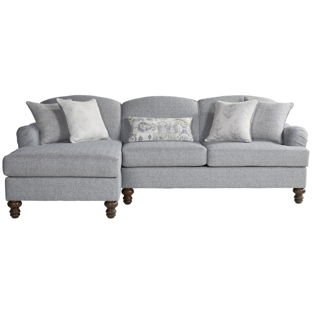 Kempsey Sofa Chaise, Sofa Chaise, Hughes Furniture - Adams Furniture