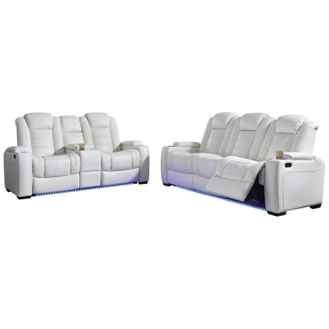 Party Time Power Reclining Living Room Set