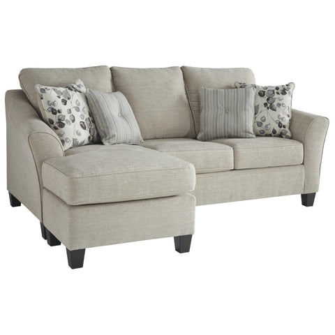 Abney Sofa Chaise, Sofa, Ashley Furniture - Adams Furniture