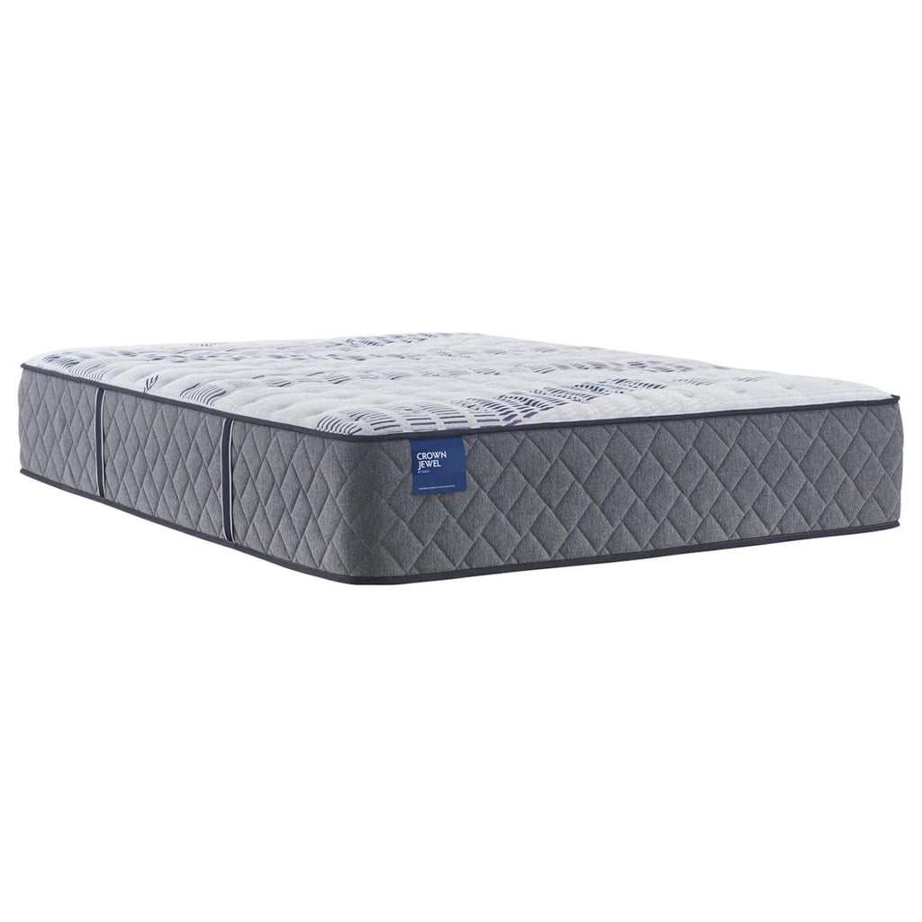 Sealy Crown Jewel Performance Brittania Silver Plush Mattress, Mattress, Sealy - Adams Furniture