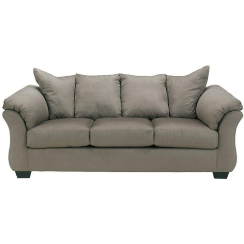 Darcy Cobblestone Sofa, Sofa, Ashley Furniture - Adams Furniture