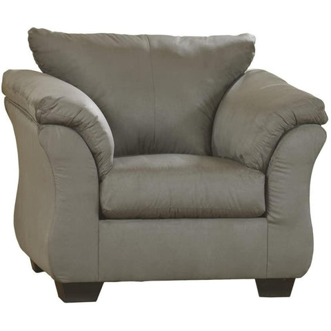 Darcy Cobblestone Chair, Accent Chair, Ashley Furniture - Adams Furniture