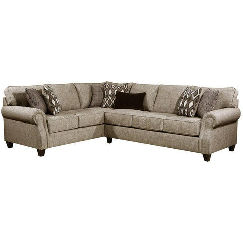 O'connor Clover Sectional, Sectional, Lane - Adams Furniture