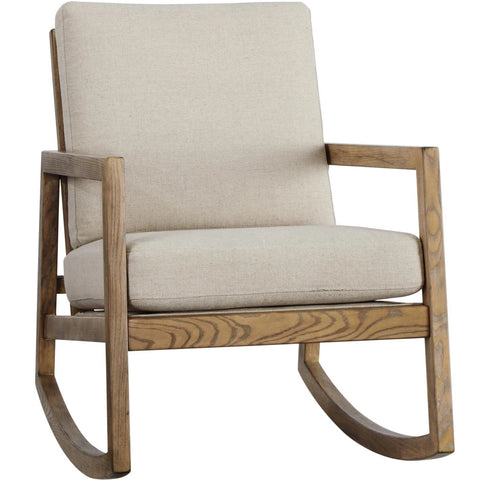 Novelda Rocking Chair, Accent Chair, Ashley Furniture - Adams Furniture