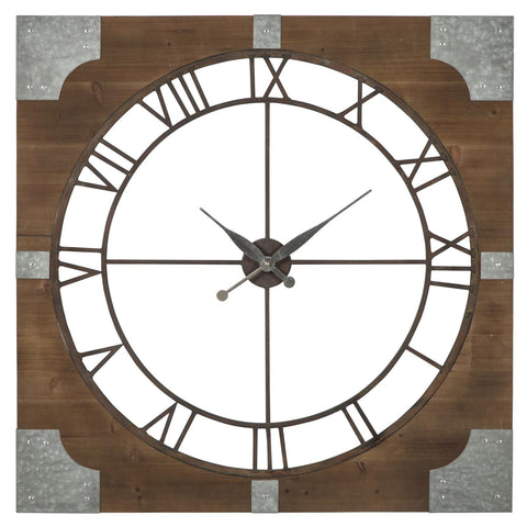 Palila Clock, Accents, Ashley Furniture - Adams Furniture