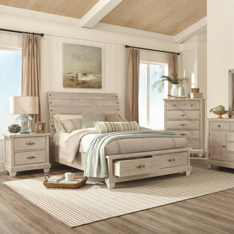 Olivia Storage Bedroom Set
