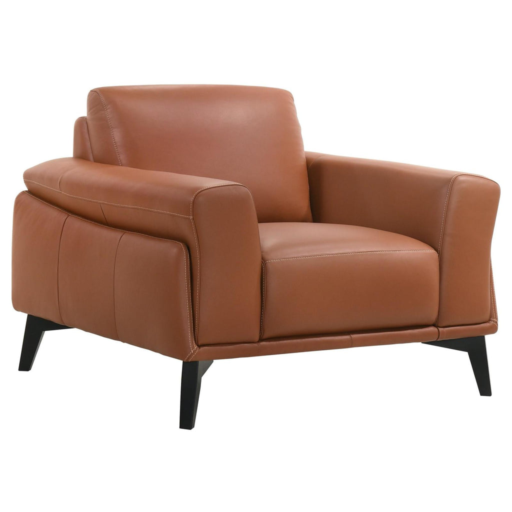 Como Terracotta Chair, Accent Chair, New Classic Furniture - Adams Furniture