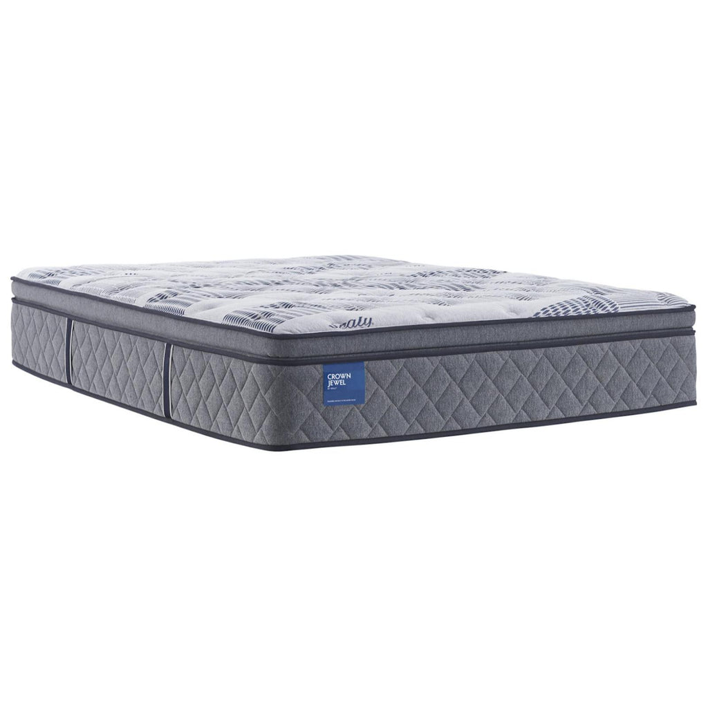 Sealy Crown Jewel Value Cherry Opal Plush Pillow Top Mattress, Mattress, Sealy - Adams Furniture