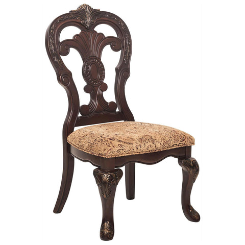 Deryn Park Side Chair, Dining Chair, Homelegance - Adams Furniture