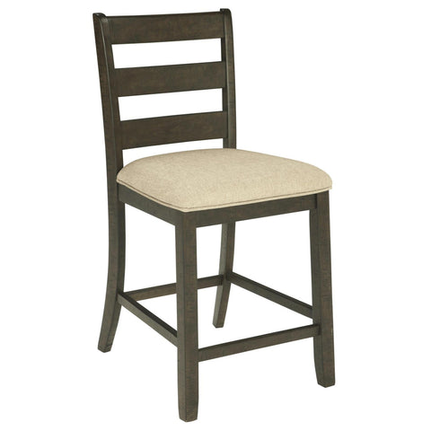 Rokane Upholstered Barstool, Dining Chair, Ashley Furniture - Adams Furniture