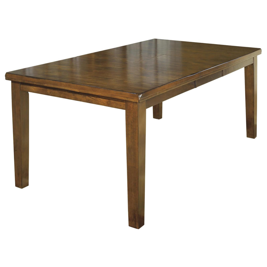 Ralene Butterfly Extension Table, Dining Table, Ashley Furniture - Adams Furniture
