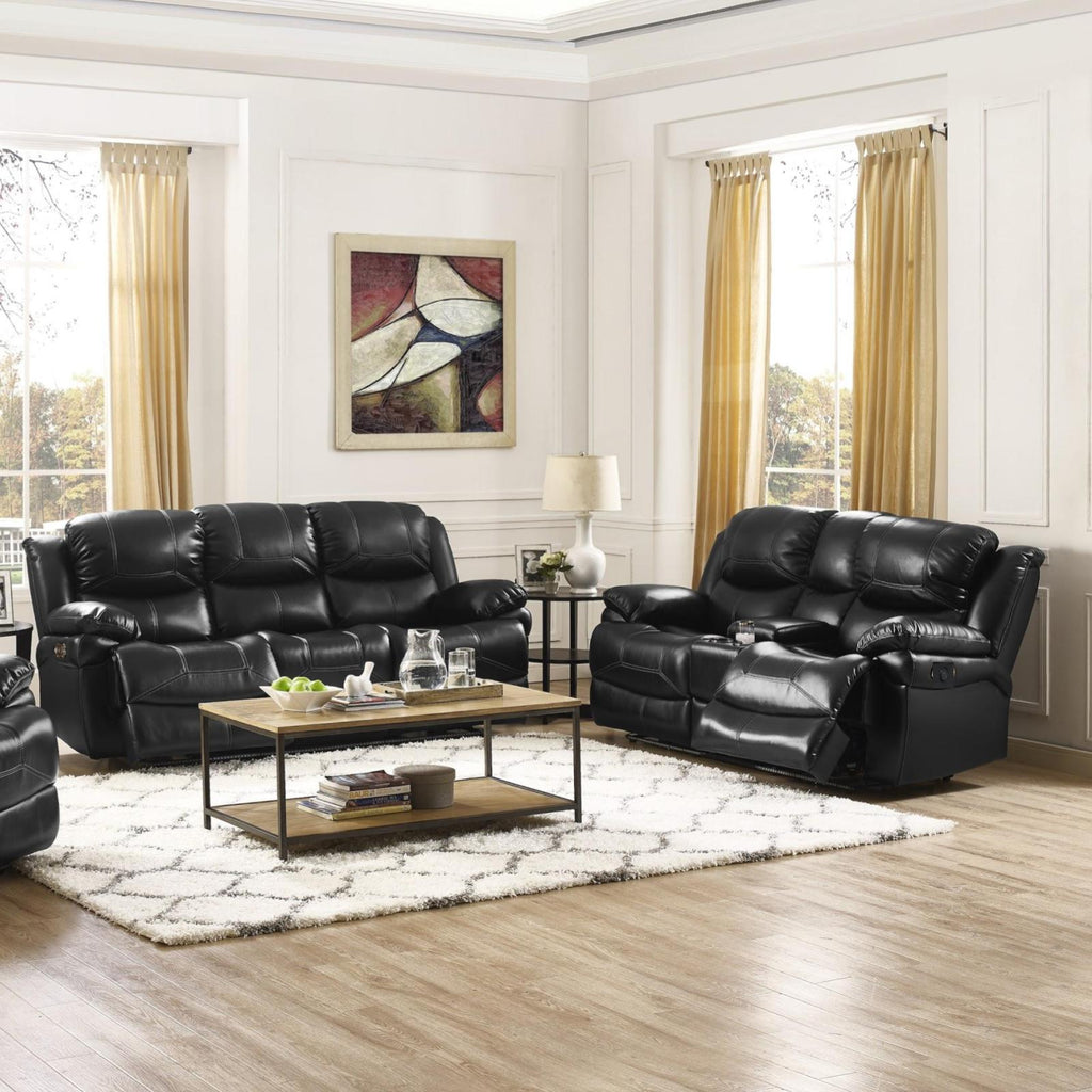 Flynn Living Room Set, Living Room Set, New Classic Furniture - Adams Furniture