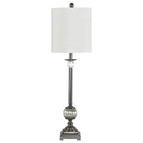 Mabli Metal Table Lamp, Lamp, Ashley Furniture - Adams Furniture