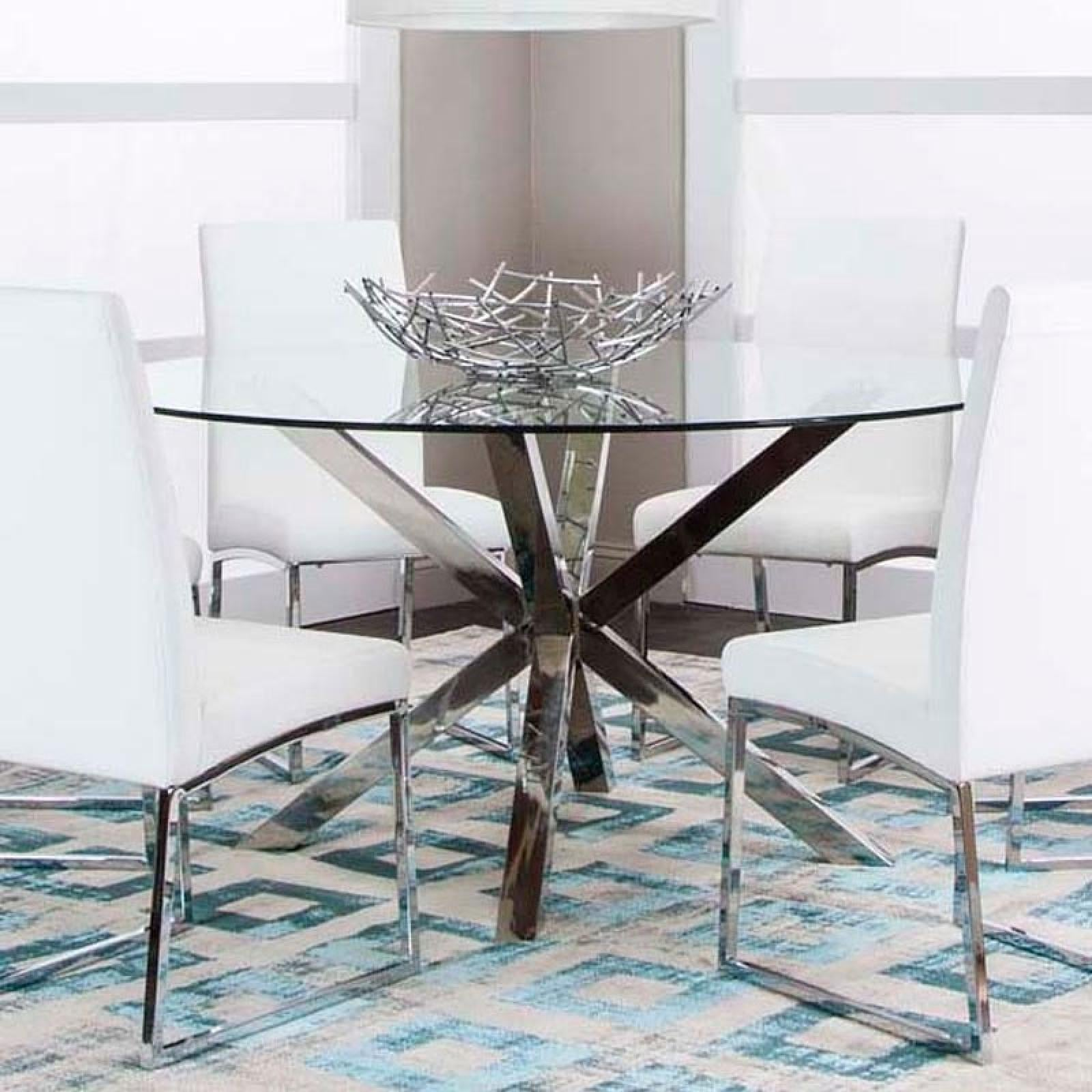 Classic Round Dining Table Adams Furniture