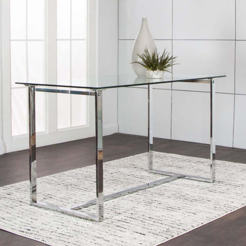 Tomasso Counter Height Table, Dining Table, Cramco - Adams Furniture
