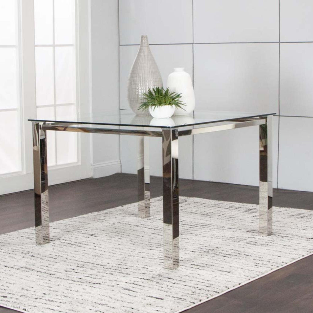 Skyline Square Dining Table, Dining Table, Cramco - Adams Furniture