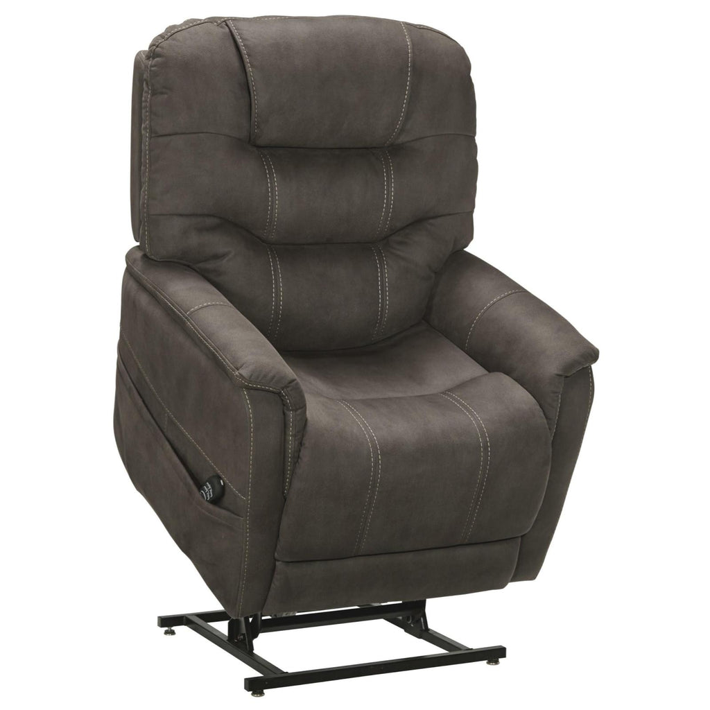 Ballister Power Lift Recliner, Recliner, Ashley Furniture - Adams Furniture