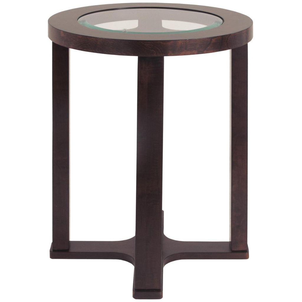 Marion Round End Table, Occasional Tables, Ashley Furniture - Adams Furniture