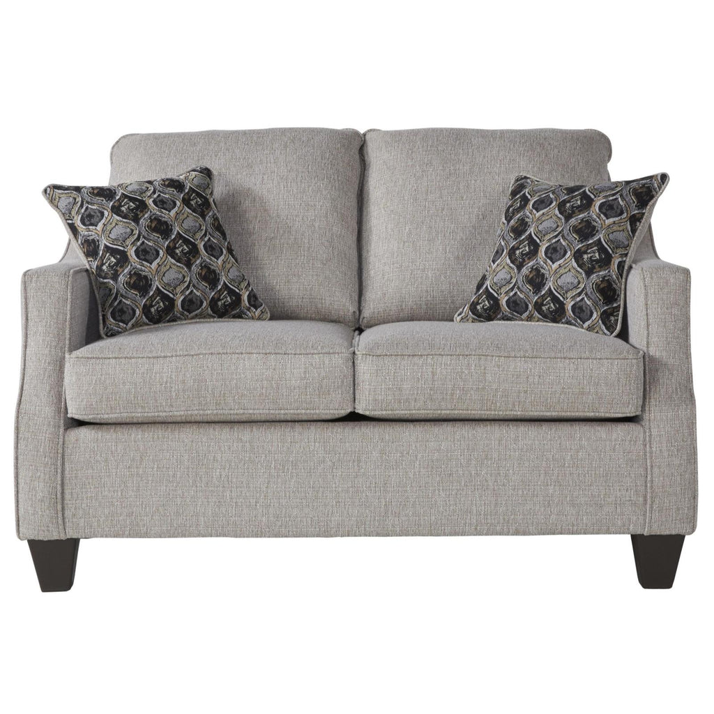 Talula Oatmeal Loveseat, Loveseat, Hughes Furniture - Adams Furniture