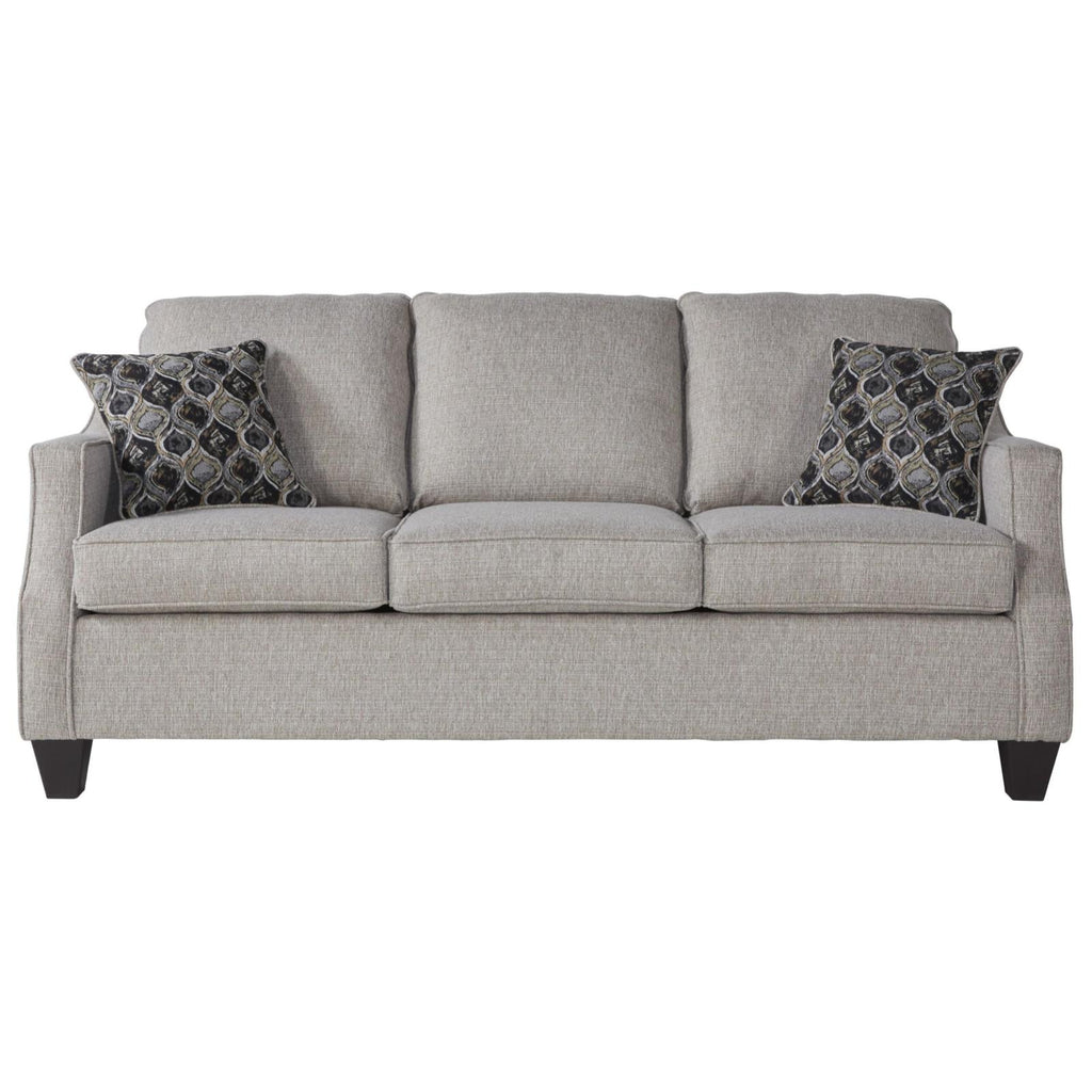 Talula Oatmeal Sofa, Sofa, Hughes Furniture - Adams Furniture