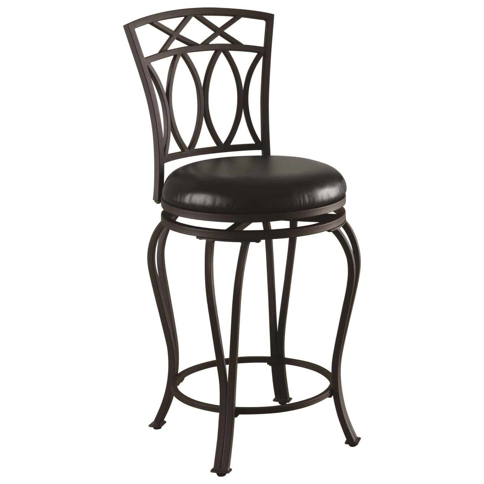 Peachy Swivel Black Bar Stool Gmtry Best Dining Table And Chair Ideas Images Gmtryco