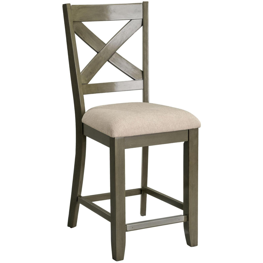 Omaha Counter Chair, Dining Chair, Standard Furniture - Adams Furniture