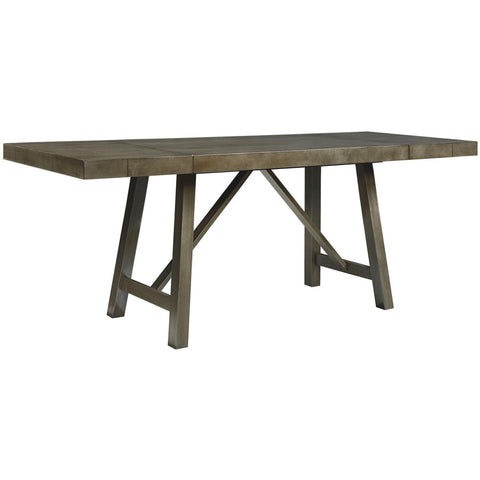 Omaha Counter Height Dining Table, Dining Table, Standard Furniture - Adams Furniture