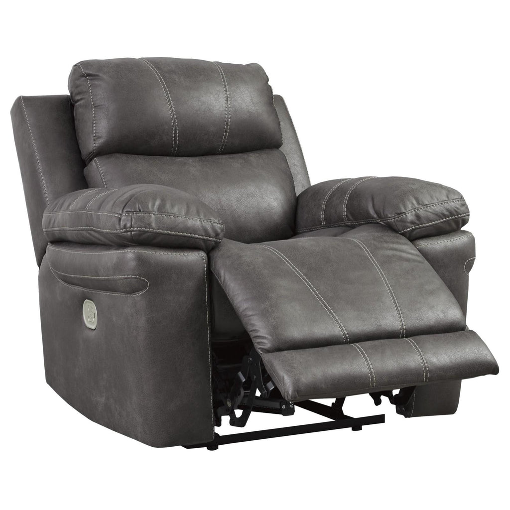 Erlangen Power Motion Recliner, Recliner, Ashley Furniture - Adams Furniture