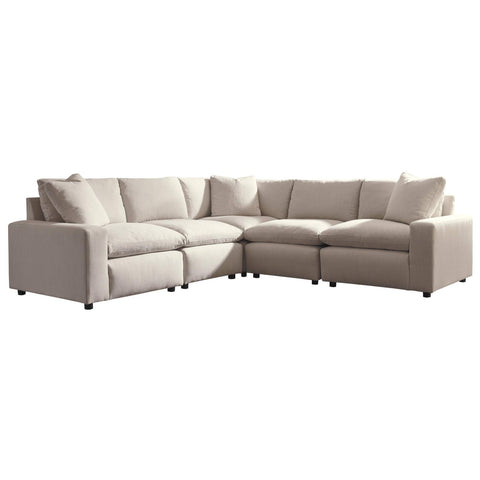 Savesto 5PC Modular Sectional, Sectional, Ashley Furniture - Adams Furniture