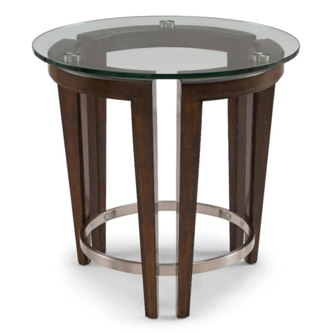 Carmen End Table, Occasional Tables, Magnussen Home - Adams Furniture