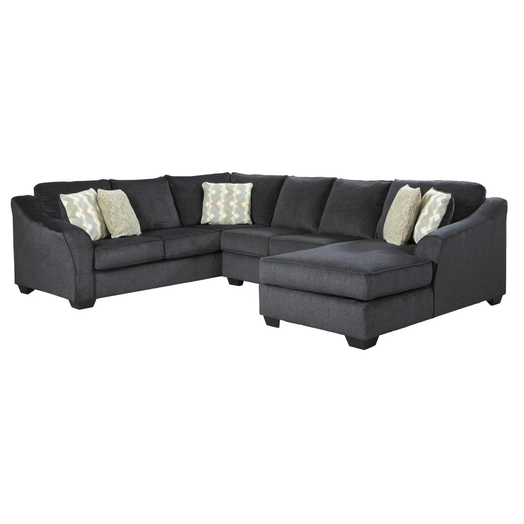 Eltmann Sectional, Sectional, Ashley Furniture - Adams Furniture