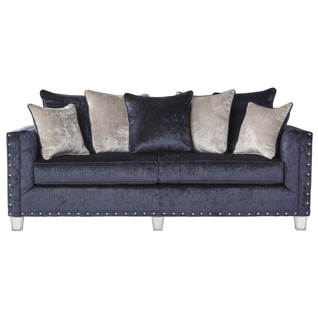 Bliss Midnight Sofa, Sofa - Adams Furniture