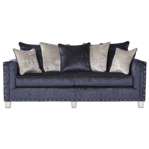 Bliss Midnight Sofa, Sofa, Hughes Furniture - Adams Furniture