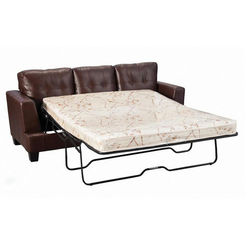 Samuel - Brown Sleep Sofa, Sleep Sofa, Coaster Furniture - Adams Furniture