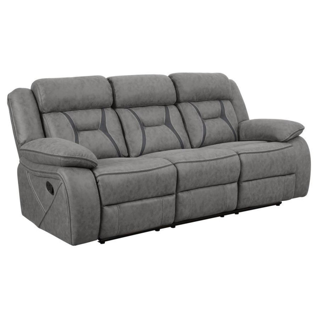 Houston Motion Sofa, Sofa, Coaster Furniture - Adams Furniture