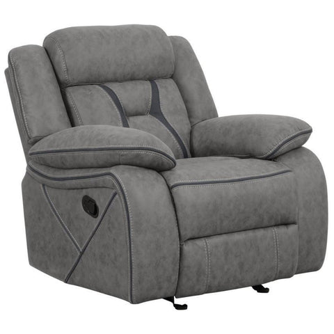 Houston Recliner, Recliner, Coaster Furniture - Adams Furniture