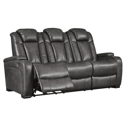 Turbulance Power Motion Sofa, Sofa, Ashley Furniture - Adams Furniture