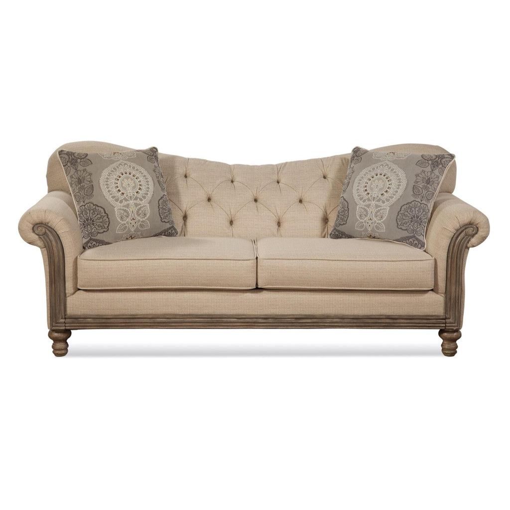 New Siam Sofa, Sofa, Hughes Furniture - Adams Furniture