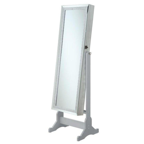 Jewelry Cheval Mirror, Mirror - Adams Furniture