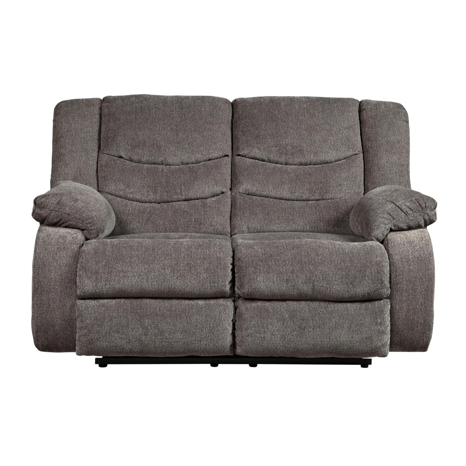 Charmant Tulen Reclining Loveseat, Loveseat, Ashley Furniture   Adams Furniture ...