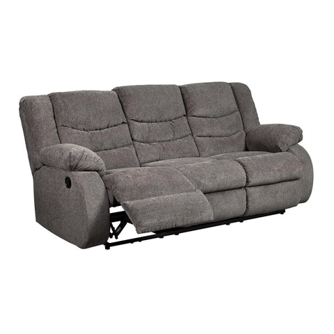 Tulen Reclining Sofa, Sofa, Ashley Furniture - Adams Furniture