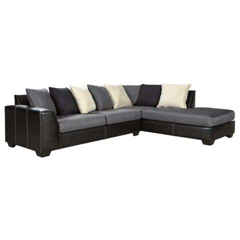 Jacurso Sectional, Sectional, Ashley Furniture - Adams Furniture