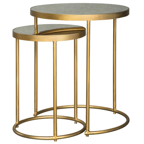 Majaci 2PC Accent Table Set, Occasional Tables, Ashley Furniture - Adams Furniture