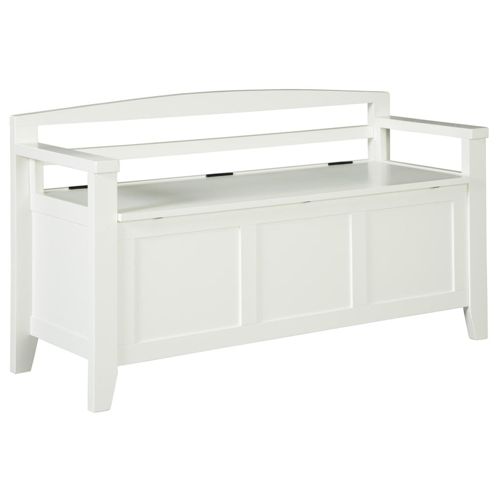 Charvanna Storage Bench, Accent Bench - Adams Furniture