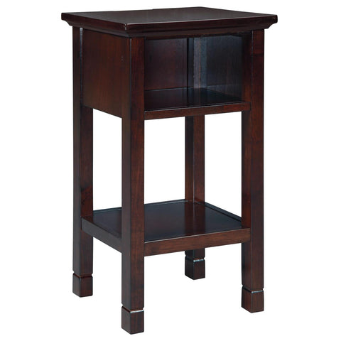 Marnville Brown Accent Table, Accent Table, Ashley Furniture - Adams Furniture