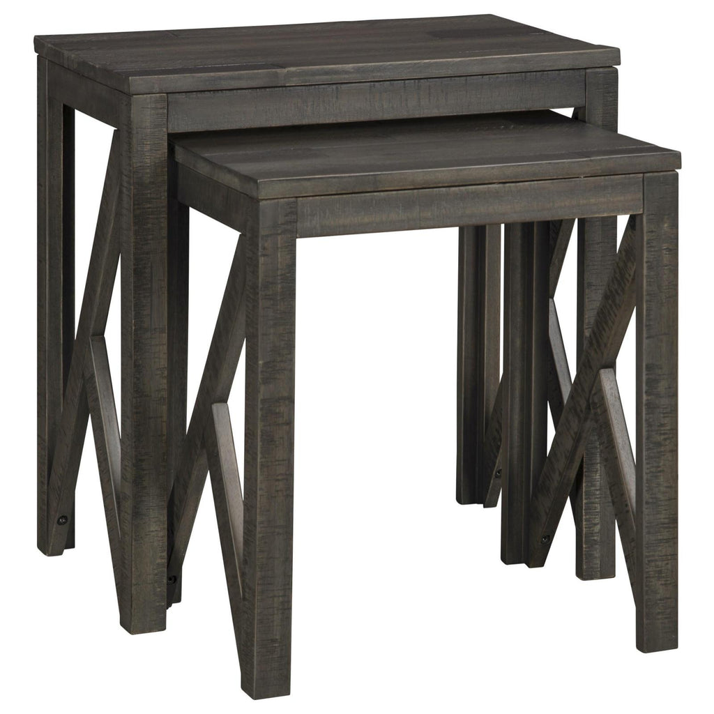 Emerdale 2PC Accent Table Set, Accent Table, Ashley Furniture - Adams Furniture