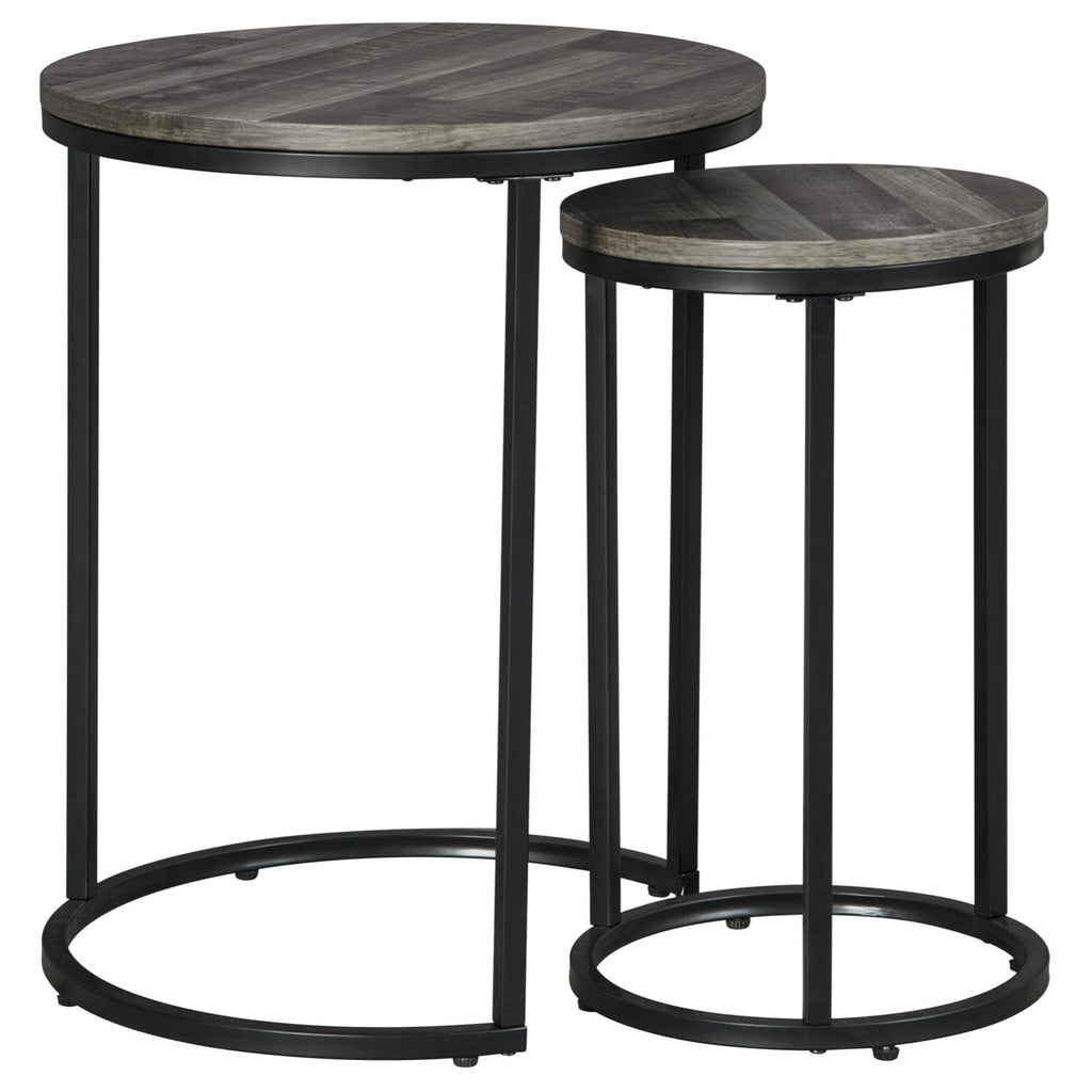 Briarsboro 2PC Accent Table Set, Accent Table, Ashley Furniture - Adams Furniture