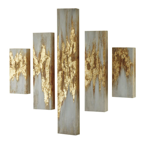 Devlan 5Pc Wall Art, Wall Art, Ashley Furniture - Adams Furniture