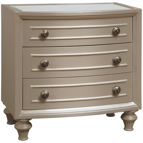 Regency Park Nightstand, Nightstand, Avalon Furniture - Adams Furniture