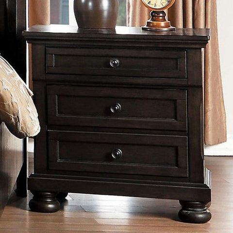 Begonia Nightstand, Nightstand, Homelegance - Adams Furniture